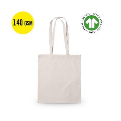 50 delar Bomullspåse 140 gram kvalitet, storlek 37x41cm
